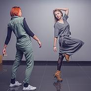 Фотопозирование в движении - Мастер класс Светланы Абзаловой