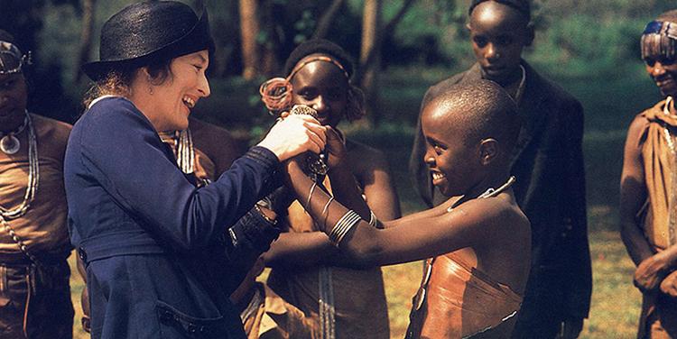 Из Африки - кадр из фильма