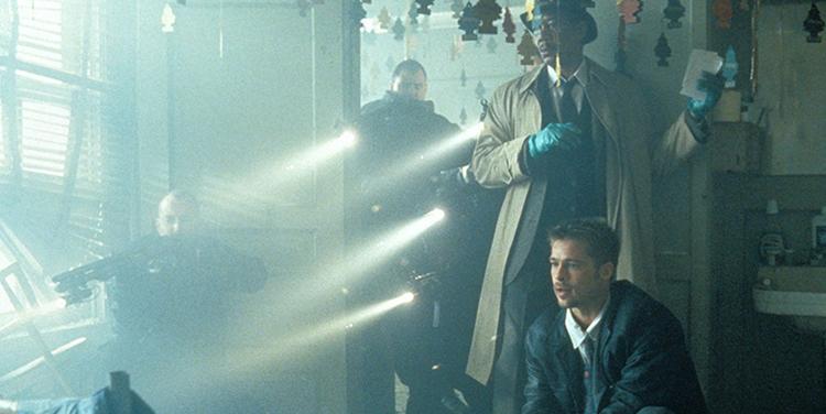 Семь - кадр из фильма
