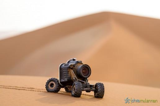 Nikon D800E на дистанционно управляемом Car-L