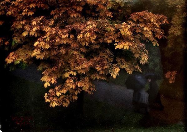 Генрих Кюн. Осень.