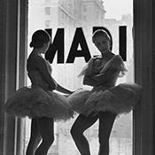 Фотограф Альфред Эйзенштадт - Будущие балерины