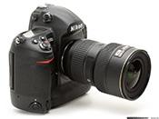 Nikkor 16-35mm на фотокамере