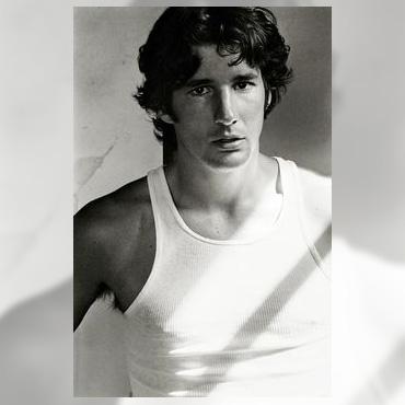 Портрет Ричарда Гира, снятый Хербом Ритцем, 1978 год