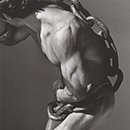 Мужчина с цепью. Фотограф Херб Ритц. Альбом «Мужчины/Женщины»