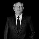 Михаил Горбачев. Фотограф Херб Ритц