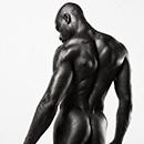 Темнокожие модели в работах Херба Ритца