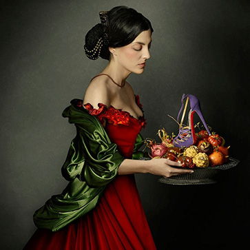 Peter Lippmann – Christian Louboutin – Classic Paintings