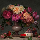 Peter Lippmann – Christian Louboutin – Flowers and heels