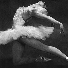Фотограф Макс Уолдман — Балерина Наталья Макарова