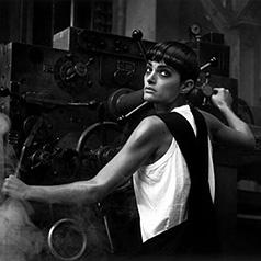 Фотограф Питер Линдберг (Peter Lindbergh) — Comme des garcons — 1984