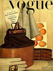 Фотограф Ирвинг Пенн (Irving Penn) — Сумочка. Случай в театре (The Spilled Handbag. Theatre Accident) — Натюрморт (Still life)