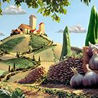 Съедобные пейзажи Карла Уорнера — Foodscapes, Carl Warner