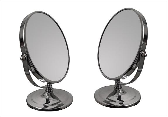 Натюрморт с одним источником света - Зеркала