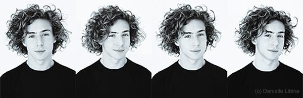 Наклон головы - Позирование в портретной фотосъемке
