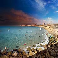 Tel Aviv, Israel - Фотограф Стивен Уилкс (Stephen Wilkes)