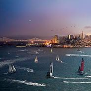 Кубок Америки, San Francisco - Фотограф Стивен Уилкс (Stephen Wilkes)