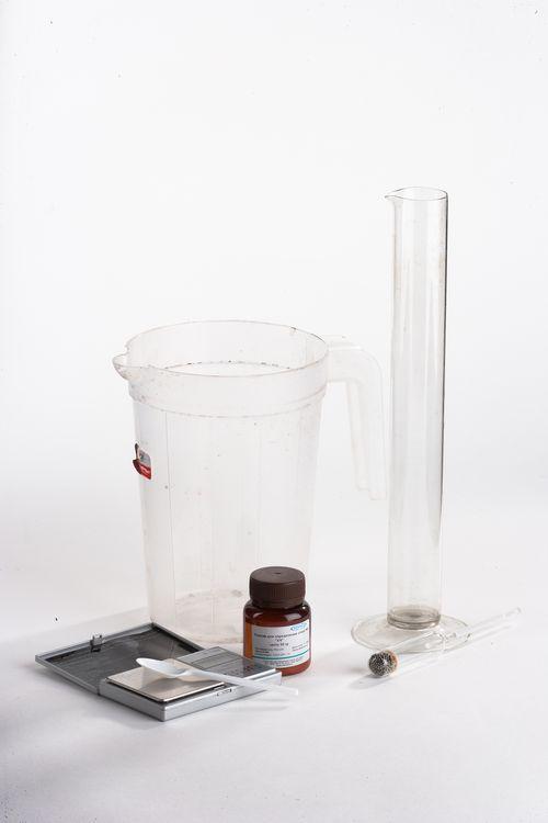 Серебряная ванна - Химия процесса - Амбротип