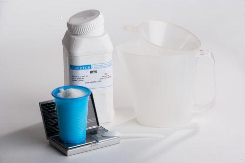 Фиксаж- Химия процесса - Амбротип