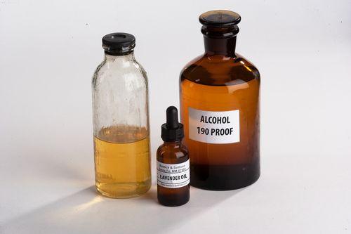 Лак - Химия процесса - Амбротип