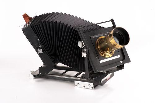 Крупноформатная камера - Оборудование для амбротипа