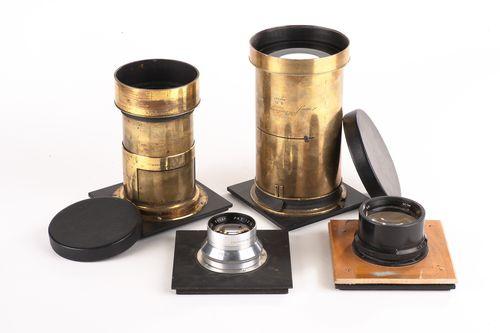 Объективы - Оборудование для амбротипа