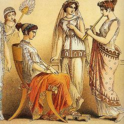 Античность - История моды
