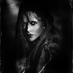 Фотограф Сергей Романов - Современные амбротипы